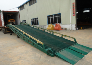 China style Mobile ramp