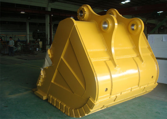 CAT385 excavator 5.2cum Rock bucket