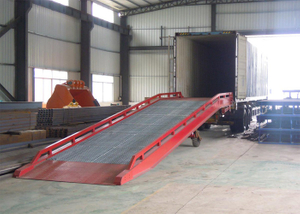Europe style Mobile ramp