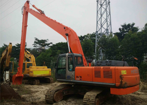 Hitachi ZX360 20m long reach boom